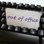 "How to write a good and concise ""Out of Office"" message"