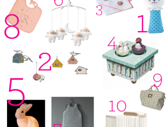 Hong Kong Guide to Baby Gifts – Our Top 10 Ideas for Baby Shower Gifts!