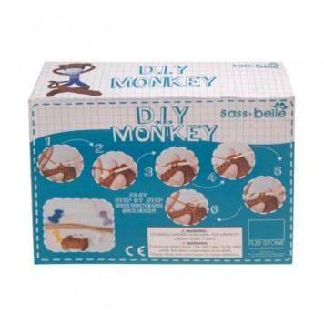 DIY Monkey 3