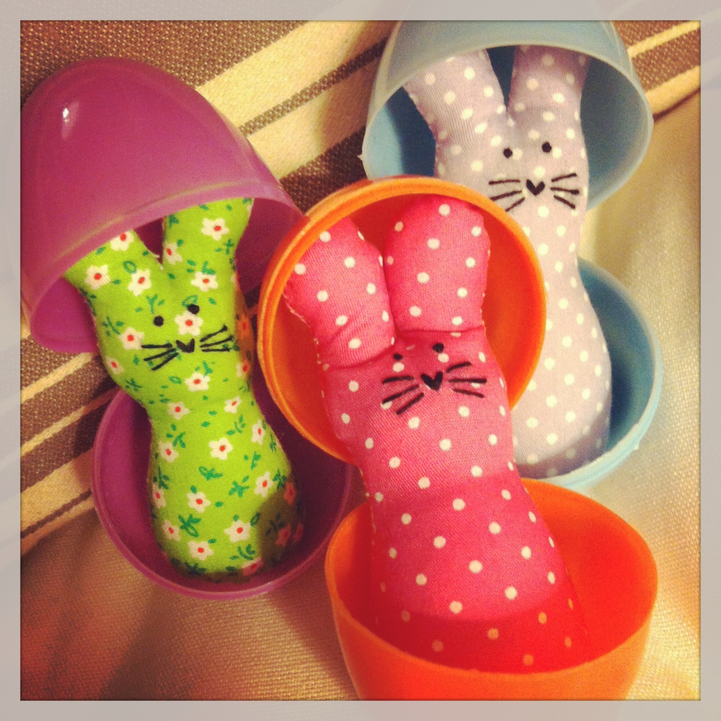 Easter gifts for babies and children our hk ideas petit bazaar have fun and make this cute bunny with your kids negle Image collections