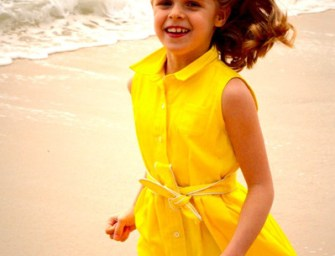 La Petite Caravane – Summer Dresses for Kids that we love!