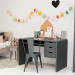 Not Pink Girls Room Ideas