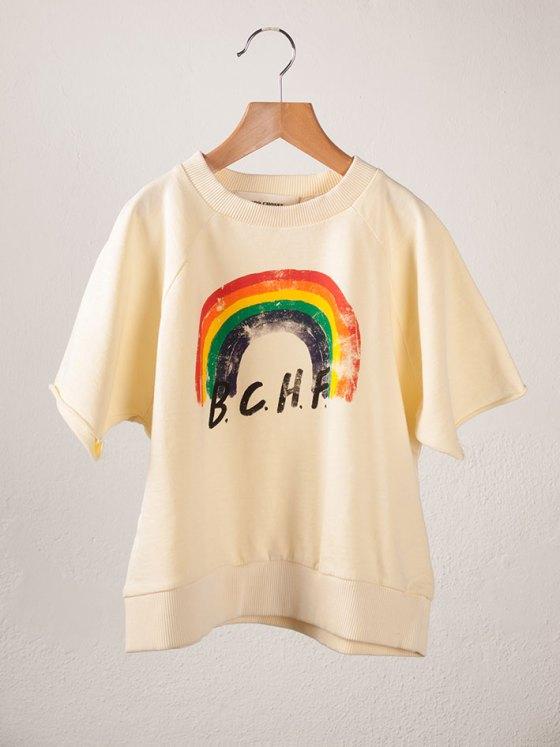 BOBO Fame Sweatshirt Rainbow