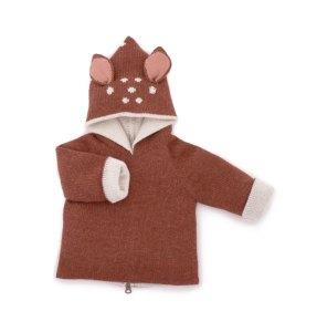 Oeuf Animal-hoodie-fox