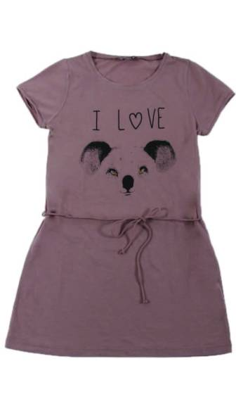 Emile et Ida- I love koala dress