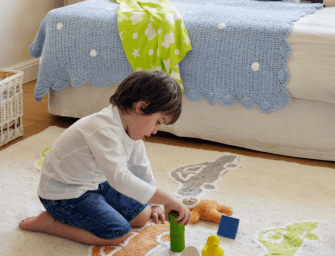 3 Reasons Why Rugs are Essential for Baby Nurseries & How to Buy One