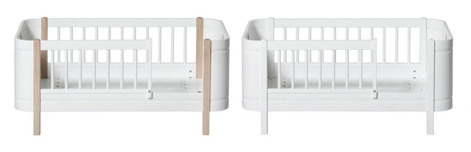 kids beds removable bars