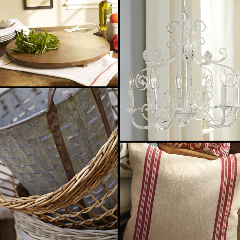 how to get pottery barn look