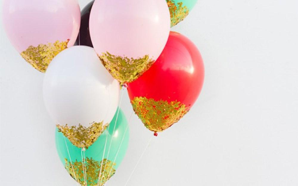 SparklePartyGlitterBalloons