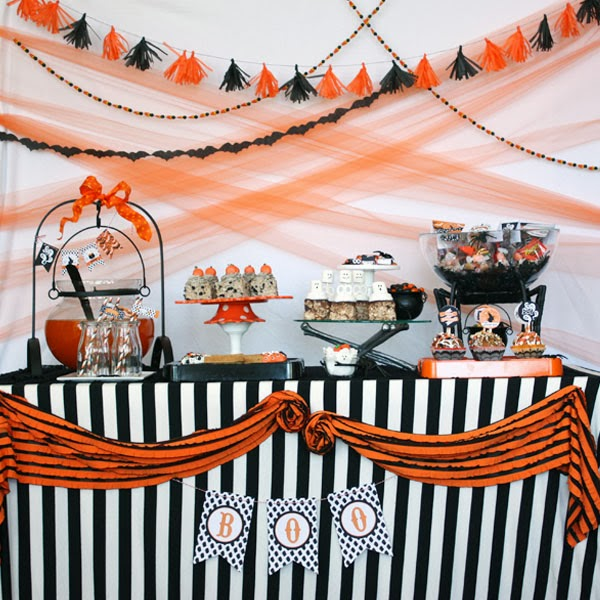 image 54 Vintage Halloween party printables + potterybarn