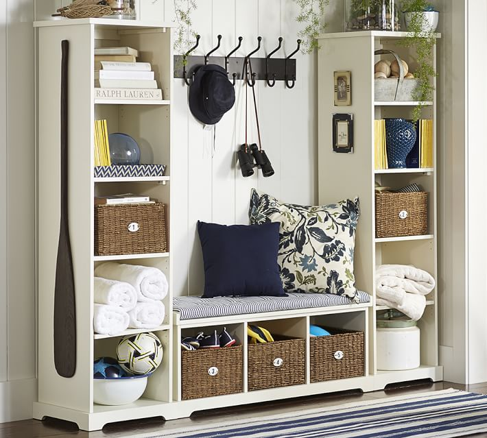 welcome your guests with an impeccably organized entryway. Black Bedroom Furniture Sets. Home Design Ideas