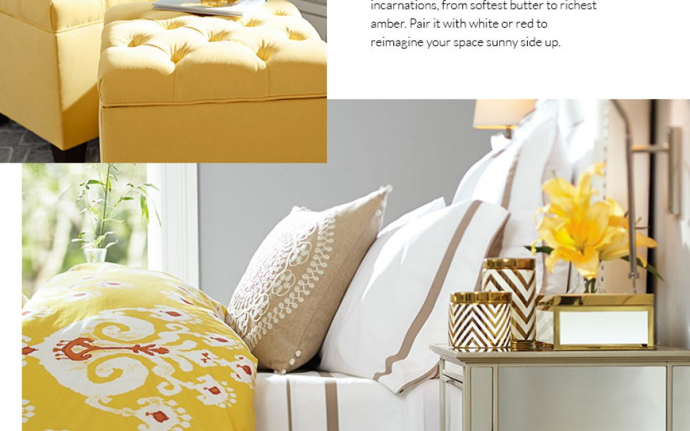Our favorite spring color palettes for bedrooms for Pottery barn teen paint colors