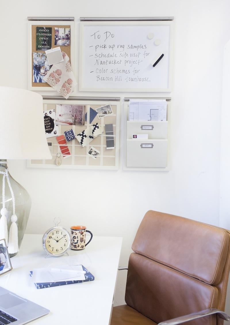 Erin Gates Home Office Decor Upgrade