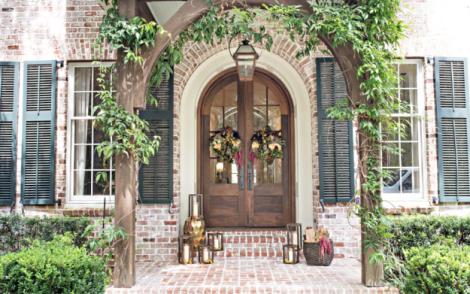 A Fabulous Fall Front Door