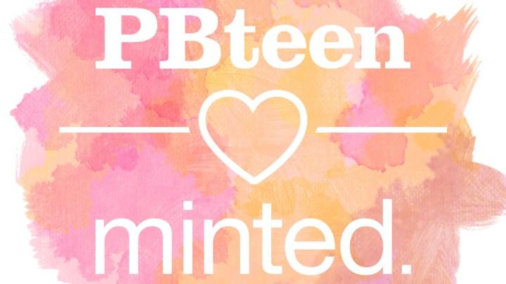 blog header for minted