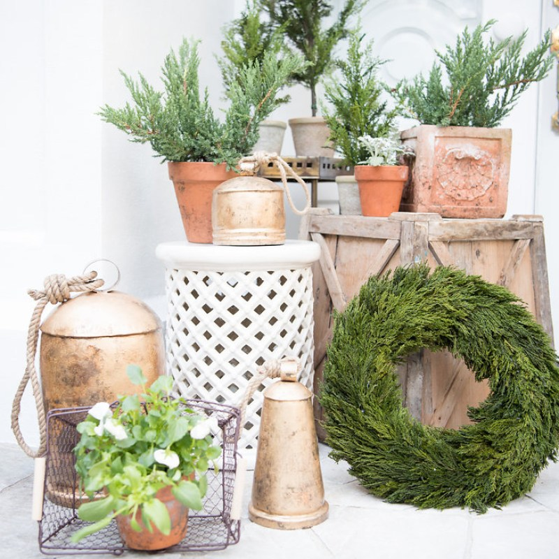 Style Your Front Porch for the Holidays