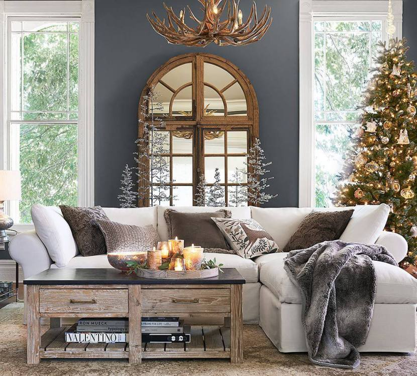 Pottery Barn Holiday Décor