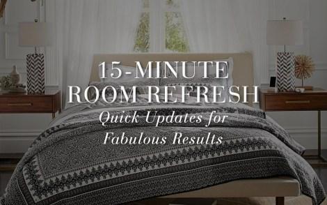 15-Minute Room Refresh