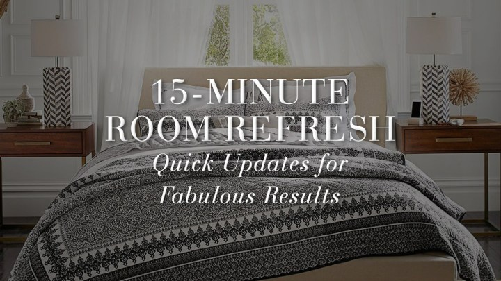 15-Minute Room Refresh
