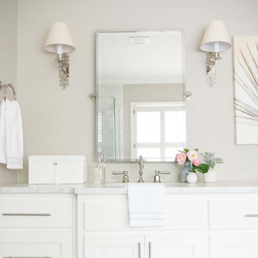 Pottery Barn Bathroom Lighting With Amazing Styles