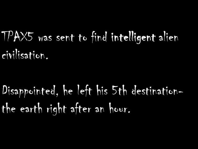 intelligent alien civilisation