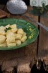 Gnocchi di patate al limone