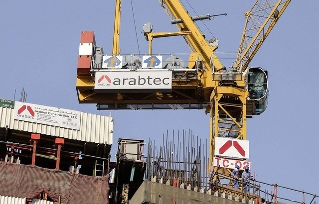 Arabtec to use Dh1 billion reserves to wipe out losses