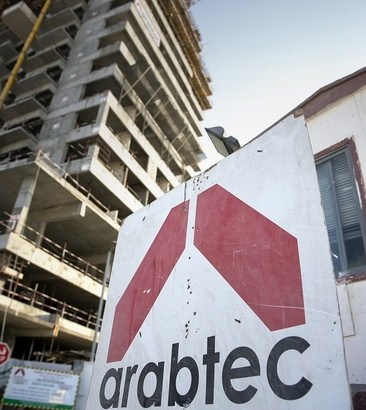 Arabtec still in the red but losses reduced by 74 per cent