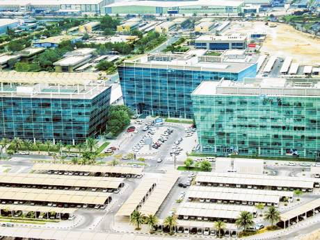 Jafza remains the exception in subdued industrial realty