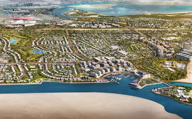 Aldar awards Yas Acres early works contract