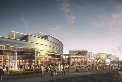 Dubai's Motor City to add shopping mall, hotel in $136m deal