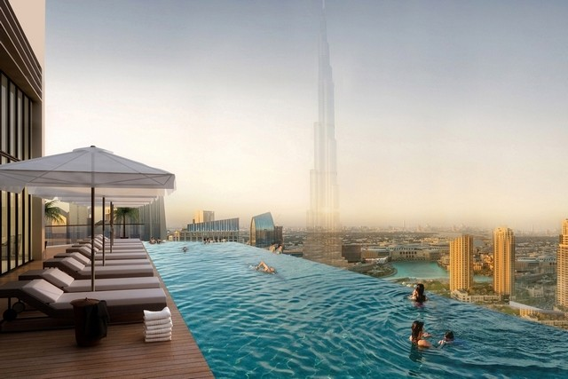 CSCEC to build part of Damac hotel project