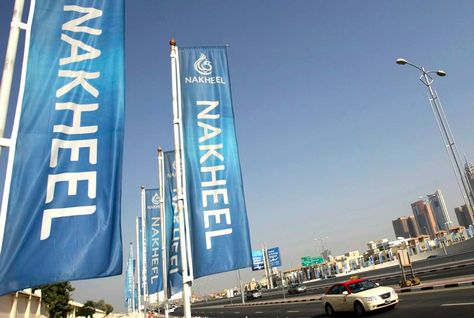 Dubai's Nakheel to restart work on waterfront project