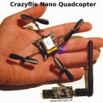 Crazyflie 150x150 Quad copter Automatic Battery Changer