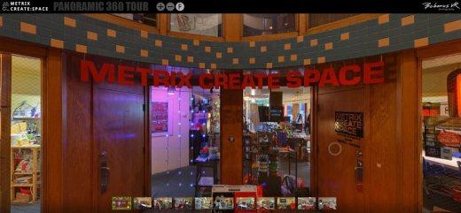 Matrix Create Space