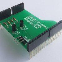 Arduino 2 Raspberry Pi Bridge Shield
