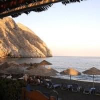Purple Tips: best beach bars in Greece