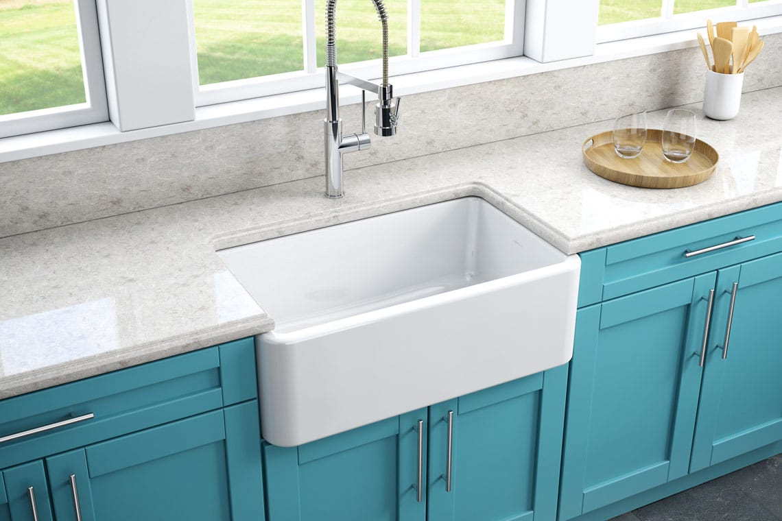 whats right sink size kitchen kitchen sink sizes What s the Right Sink Size for Your Kitchen