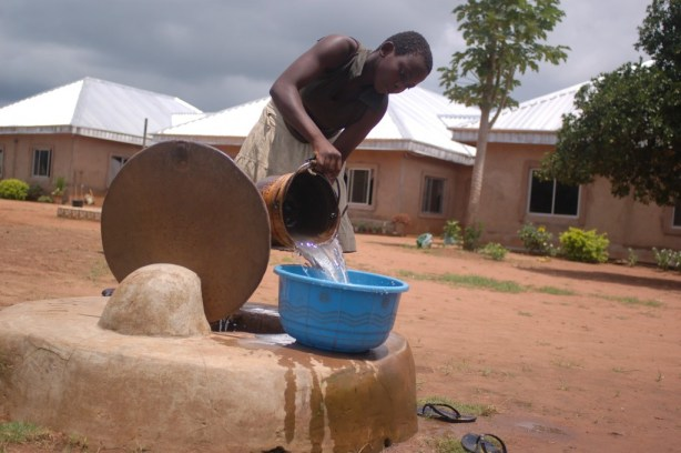 Many homes still rely on well water for their homes.