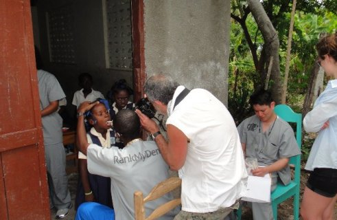 RankMyDentist Haiti Charity