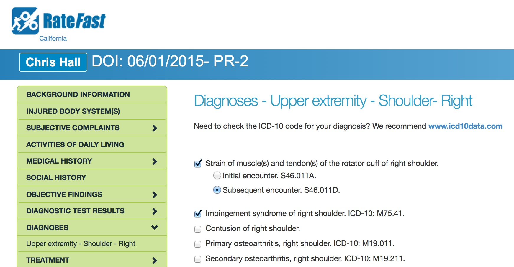 image of Reviewing Medical Records Cpt Code 01