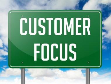 Customer-focused Marketing