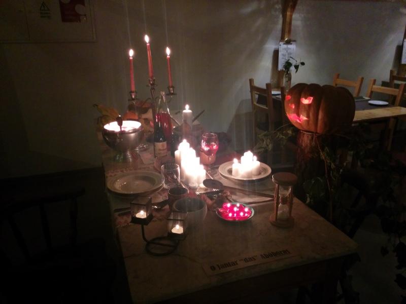 Meia Tigela - Decoração Halloween