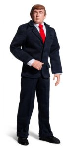 Donald Trump Action Figure