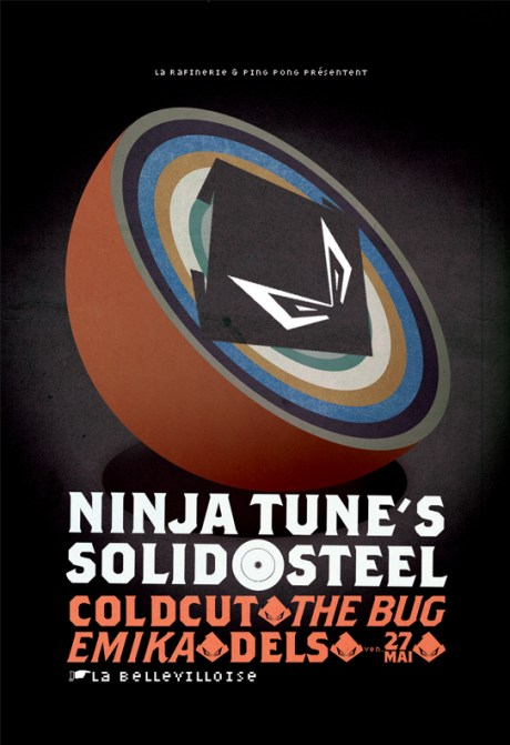 Ninja Tune's Solid Steel