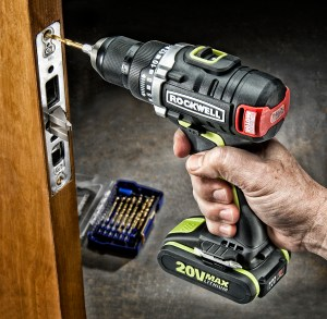 Rockwell 20V Drill/Driver