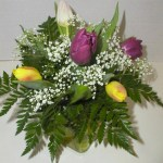 Royer's Kids Club tulip vase