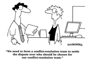 Conflict resolution (2)
