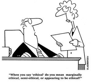 Levels of Ethics