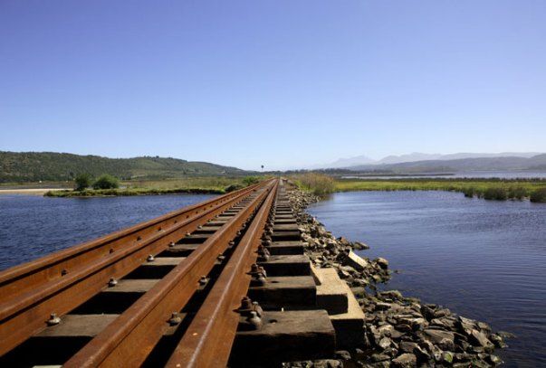 Steam Train Rides in South Africa